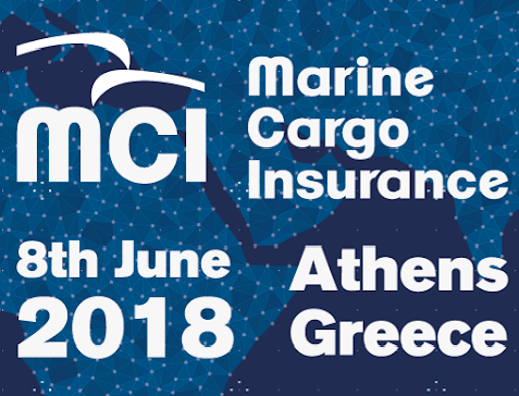 "Conference ""Marine Cargo Insurance 2018"" in Athens, Greece"